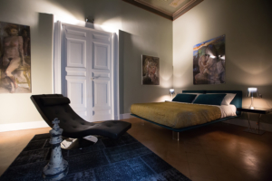 Palazzo Cannavina Campobasso - Suite del Re